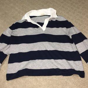 Brandy striped tshirt